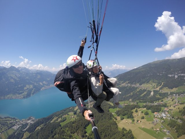 Star Paragliding, Switzerland Lotti Frei